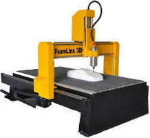 Foamlinx LLC Introduces Custom Made CNC Routers for 3D Foam Props Modeling