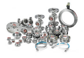 Pressure Instruments use media isolators for harsh processes.