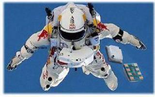 MS5561C Altimeter Pressure Sensor Completes 24 Mile Skydive