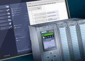 Automation Controller serves plant, machine applications.