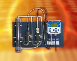 Chlorine Dioxide Analyzer supports raw water treatment.