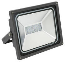 Water-Resistant Flood Light uses Philips Lumileds LED chips.