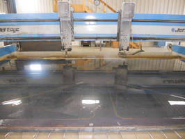Precision Waterjet Concepts Installs Third Jet Edge Water Jet Cutting System