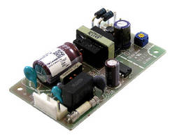 Open Frame Power Supplies deliver 10, 15 and 30 W.