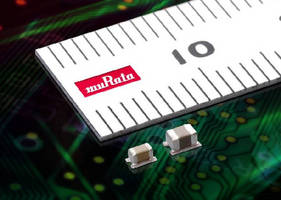 Monolithic Ceramic Capacitor features interposer substrate.
