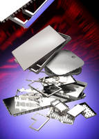 EMI/RFI Shielding Components are photo-etched to specifications.