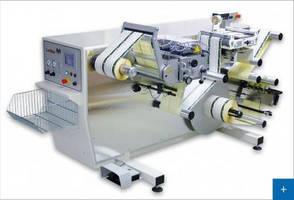 Labelco International Selects LeoMat Practice Fully-Automatic Slitting/Rewinding Machine