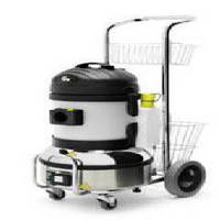 Steam Cleaner Vacuum helps control infection in hospitals.