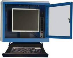 The Smart Computer Cabinet and Keyboard Support