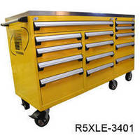"""""""R"""" Toolbox with 4 Banks of Drawers"""