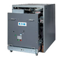 Medium-Voltage Circuit Breakers offer current ratings to 40 kA.