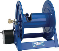 Hose Reels are available in high-pressure versions.