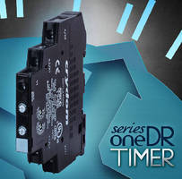 Multifunction Timers use solid state relay technology.