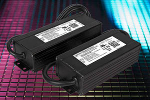 LED Drivers replace larger products without reducing performance.