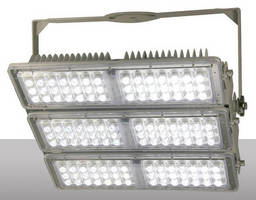 LED Flood Lights replace outdoor metal halide fixtures.