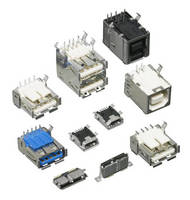 USB 3.0 Connectors come in standard and mini versions.