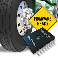 EEPROM-Configurable IC enables development of TPMS modules.