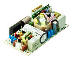 AC-DC Power Supplies feature medical and IT safety approvals.