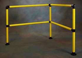 Hollaender® Bumble Bee(TM) Safety Rail System Kits are Rugged, and Easy-to-Install