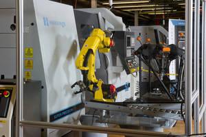 Hardinge Demonstrates SUPER-PRECISION® Turning with Automation