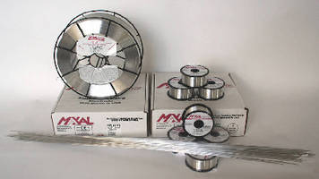 Aluminum Filler Metals suit wrought commercial applications.