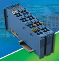 Two-Channel Analog Output Module has intrinsically safe design.