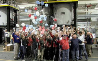 Ipsen Celebrates Their 100th TITAN® Sold