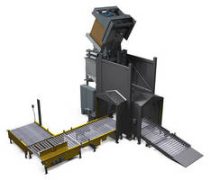Food-Grade Bulk Material Handling System is fully automated.