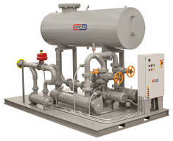 Stationary Heat Transfer Fluid Systems are available to 700°F.