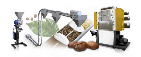 MPE Grinding and Conveying: Complete System Solutions for Coffee