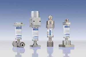 SolidSense II Pressure Transducers Receive International Explosion-Proof Rating