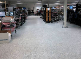 ESD Flooring is environmentally responsible and grounded.
