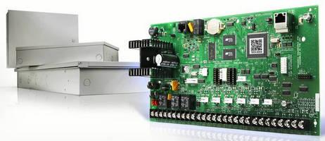 Intrusion Panels enhance access control management.