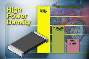 Surface Mount Resistor features 2 W power rating.