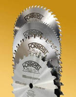 Tips from Forrest Mfg for Proper Care of Circular Saw Blades