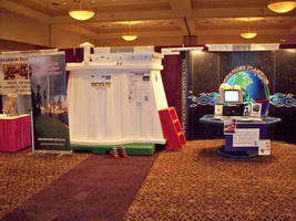 Tornado Shelter Manufacturer Exhibits at Louisville Manufactured Housing Show