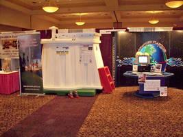Tornado Shelter Manufacturer Exhibits at Louisville Manufactured Housing Show