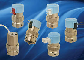 Electronic Pneumatic Valves serve analytical industry.