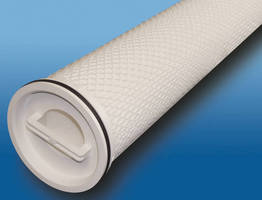 High Flow Water Filters feature NSF-61 certification.