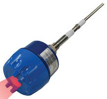 RF Admittance Point Level Sensor offers 2-step calibration.