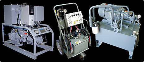 York Hydraulics Inc Adds New Line of Hydraulic Power Units