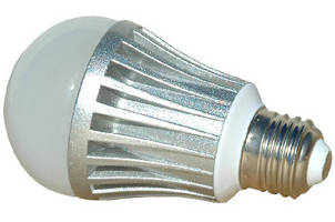 A19 LED Bulb operates on voltages from 120-277 Vac.
