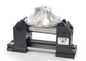 Genius Vise Is Smartest New Workholding Device for Precision 5-Axis Milling