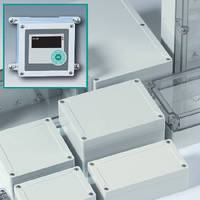 Plastic Electronic Enclosures withstand industrial environments.