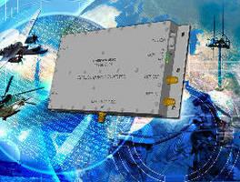 Multiband Modular RF Receivers downconvert antenna signals.
