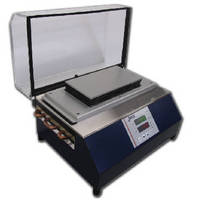 Benchtop Cold Plate System reaches -100°F.