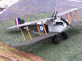 Lee Spring Helps Restore World War One Aircraft
