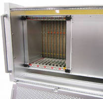 Electronic Enclosures offer recessed subrack for EMC protection.