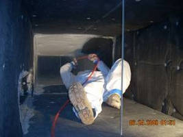 Interior Maintenance Company Cleans and Maintains Duct Liners