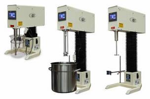 Bench-Top Laboratory Mixer handles multiple mixing tasks.